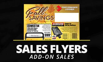 Sales Flyers