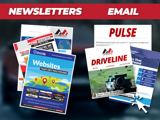 Emails & Newsletters