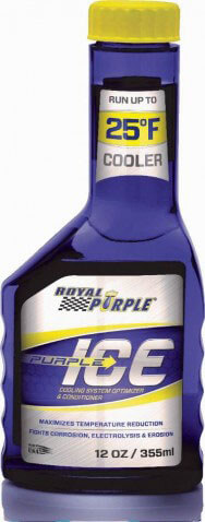 Royal Purple: Purple Ice Cooling System Optimizer