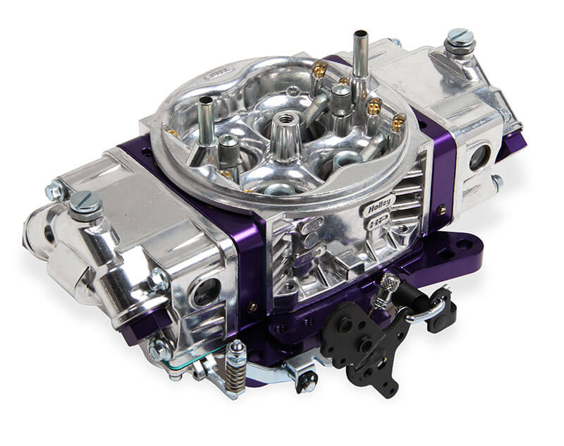 Holley: Aluminum Track Warrior Carburetors – Performance