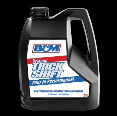 B&M (80260): Trick Shift Automatic Transmission Fluid