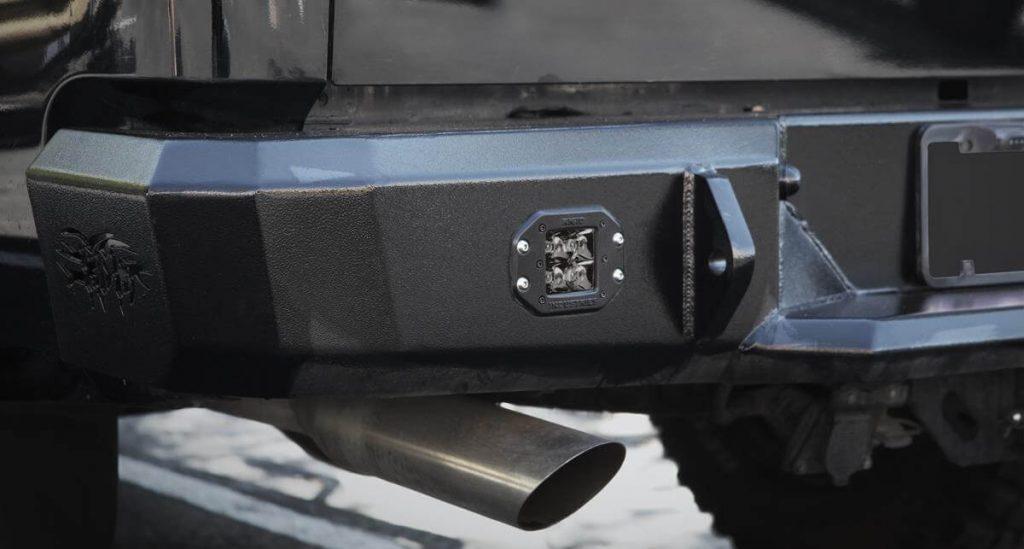 Rigid Industries: Midnight Edition SR-Series and D-Series Lights