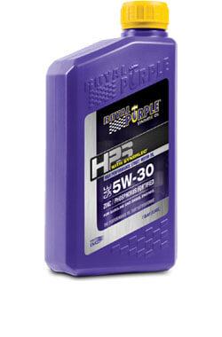 Royal Purple: High-Performance Street Synthetic Motor Oil