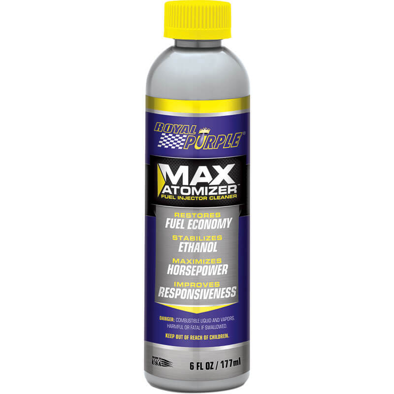 Royal Purple Max Atomizer Fuel Injector Cleaner
