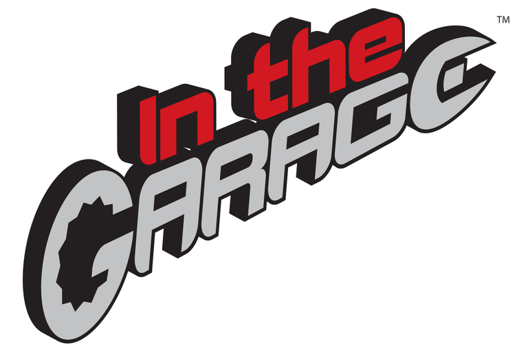 In the Garage Logo