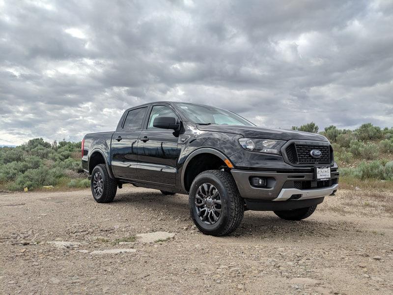 Daystar 2 Inch Leveling Kit for 2019 Ford Ranger KF09151BK