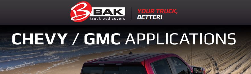 BAK Industries: New Truck Bed Covers for 2020 GM Trucks