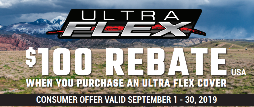 UnderCover: Get $100 Back on Ultra Flex Truck Bed Covers
