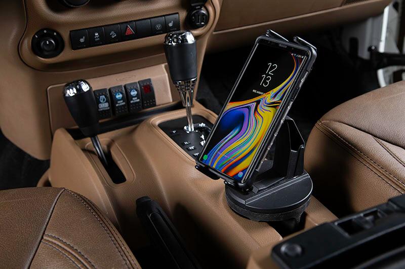 Daystar (KU81001BK): Hands-Free Phone Grip