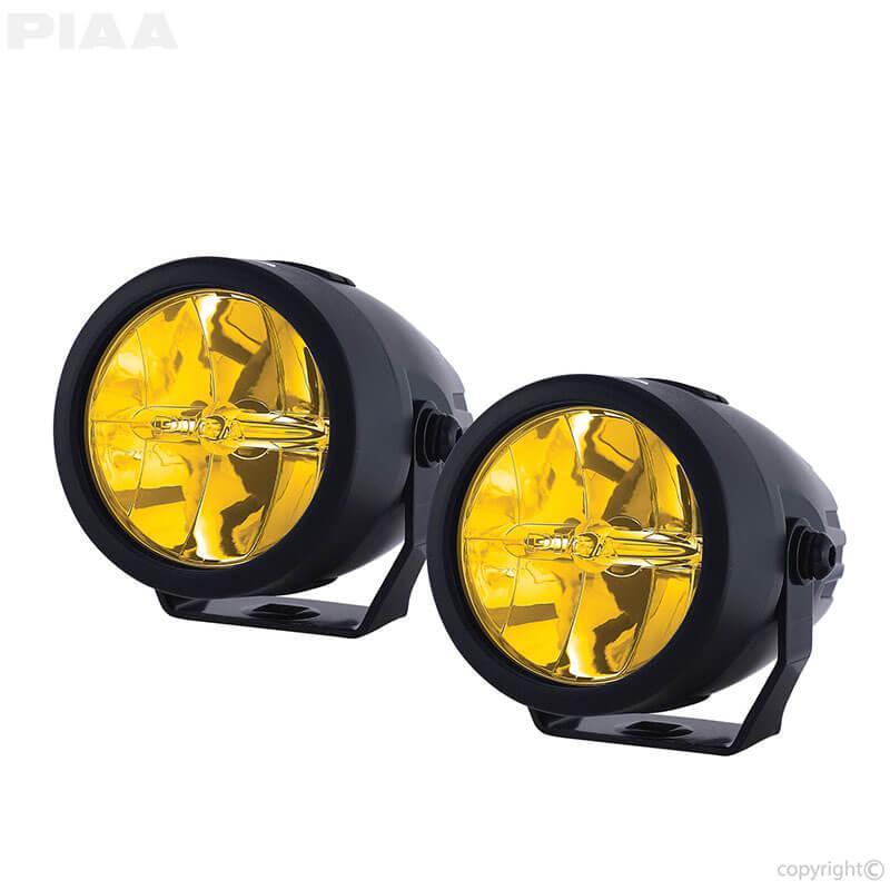 PIAA (22-02772): LP270 Ion Yellow LED Driving Beam Kit
