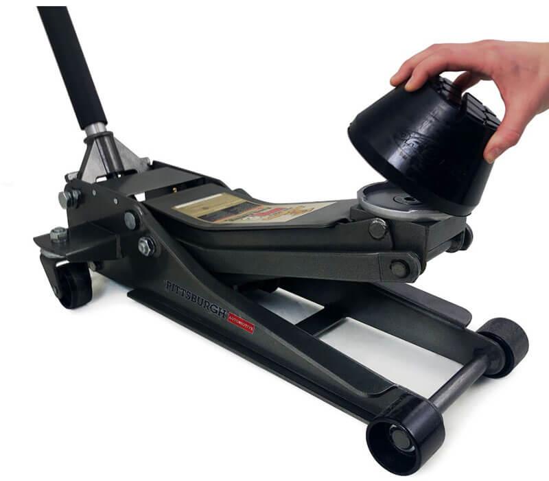 Daystar: Heavy-Duty Floor Jack Adapter Pads