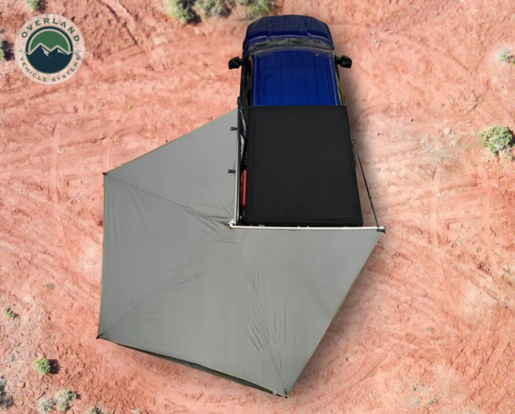 Overland Vehicle Systems (19559907): Nomadic 270 LT Awning
