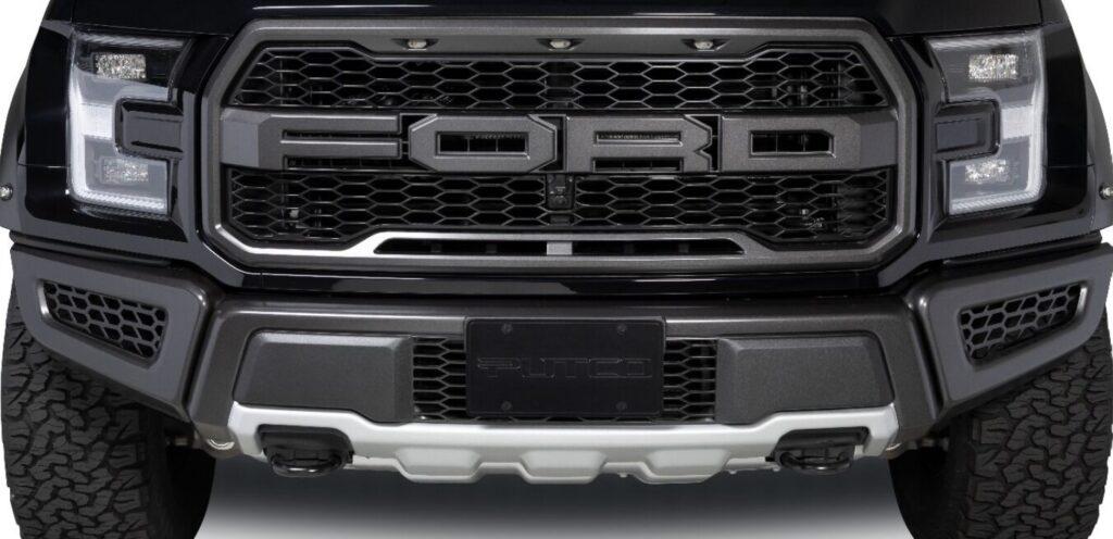 Putco: Hex-Shield™ Bumper Grille Inserts