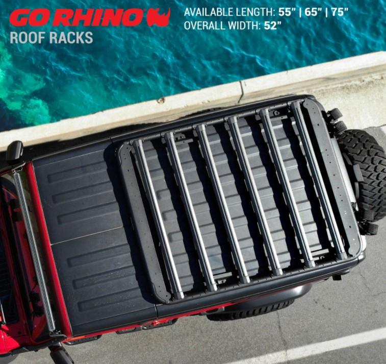 Go Rhino SRM500 Roof Rack