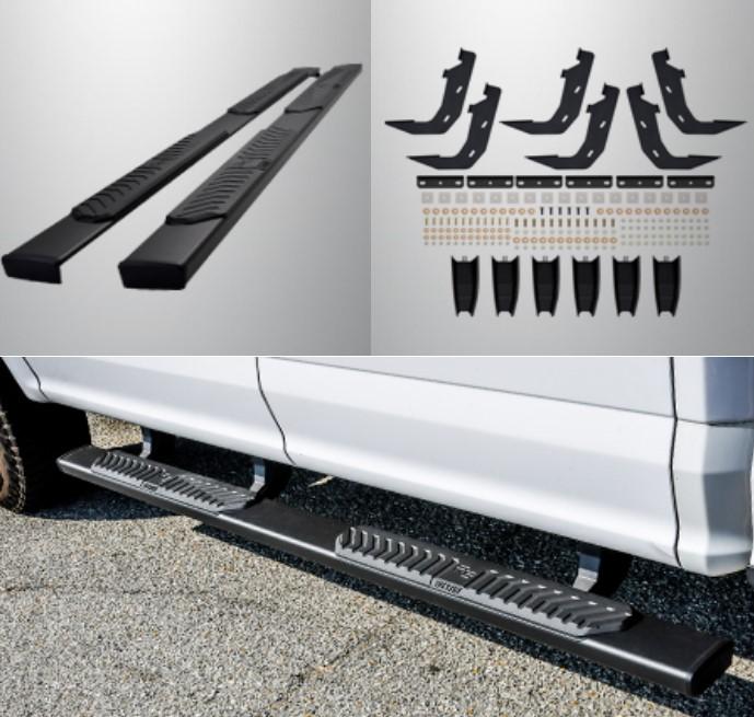 Westin Automotive R5 XD Nerf Step Bars