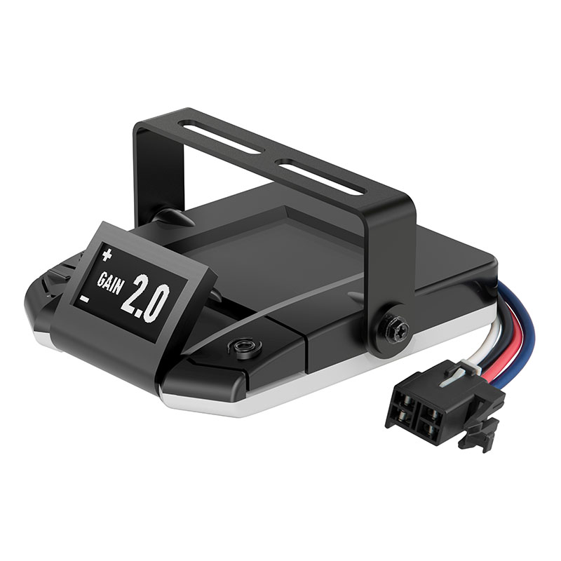 CURT (51160): Assure™ Brake Controller with Dynamic Viewscreen