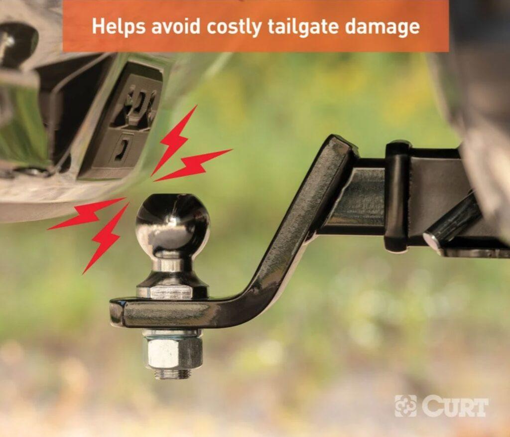 CURT MultiPro Multi-Flex Tailgate Sensor 58265