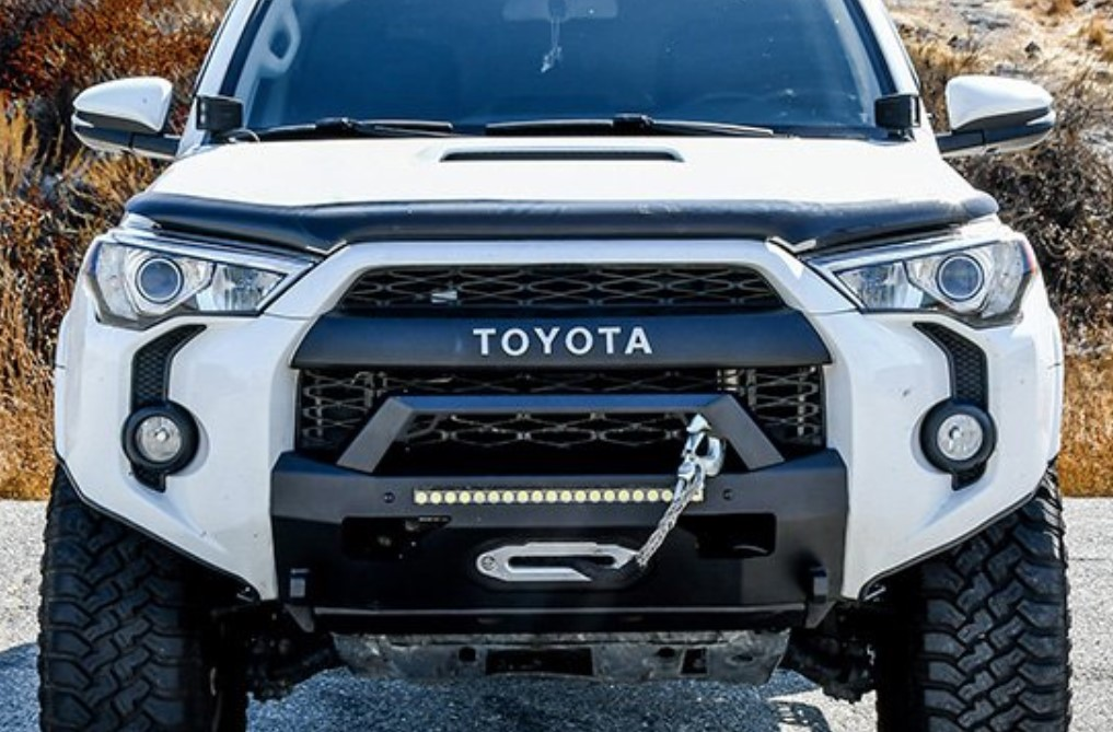 Westin Automotive Pro-Series Front Bumper for Toyota Tacoma