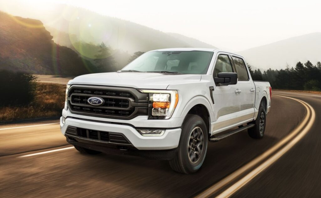 Air Lift New Air Spring Kits for 2021 Ford F-150