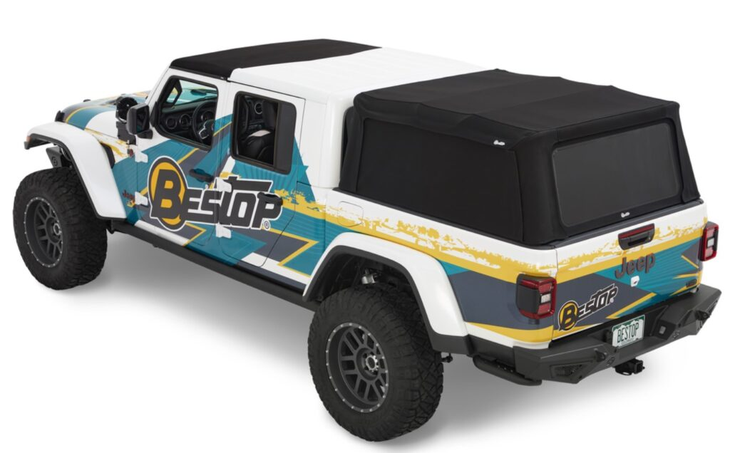 Bestop Supertop for Truck 2 for Jeep Gladiator