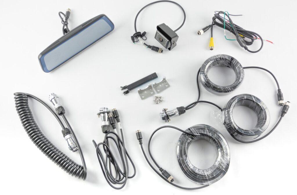 Brandmotion Transparent Trailer Rear Vision System TRNS-2110