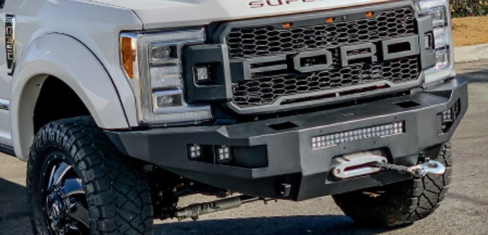 Westin Automotive: Pro-Series Front Bumpers