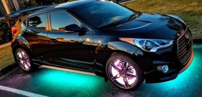 Race Sport Lighting ColorADAPT RGB LED Kit with Remote