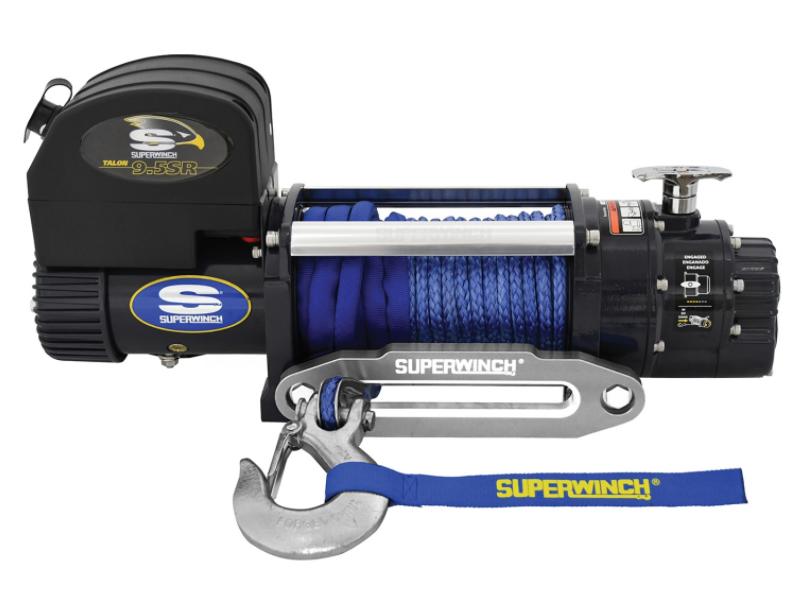 Superwinch Talon 9.5SR Winch Synthetic Rope 1695201