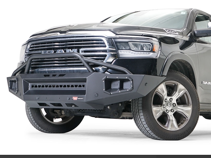 WARN Ascent XP Front Bumper for 2019+ Ram 1500