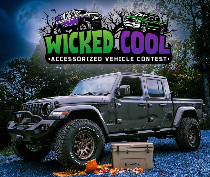 """""""Wicked Cool"""" Vehicle-Build Contest Now LIVE!"""